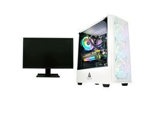 "Cobratype Venom Gaming Desktop PC - Intel Core i9 10900F, NVIDIA RTX 3080, 32GB DDR4, 1TB NVMe, AIO Liquid Cooler, Windows 10 - Free 24"" Monitor While Supplies Last"