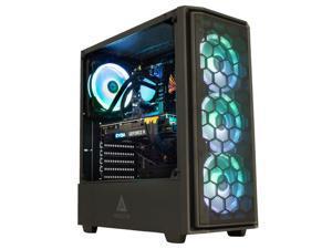 Cobratype Fang Gaming Desktop PC - Ryzen 5800X, RTX 3060, 32GB DDR4, 1TB NVMe, Windows 10 - Free AIO Liquid Cooler While Supplies Last