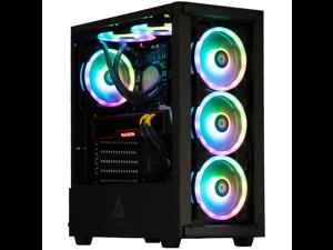 Cobratype Poison Gaming Desktop PC - Intel Core i9 11900F, Radeon RX 6900 XT, 32GB DDR4, 2TB NVMe, Windows 10, Free AIO Liquid Cooler While Supplies Last