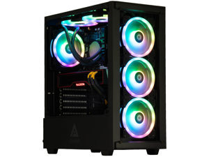 Cobratype Venom Gaming Desktop PC - Intel Core i9 10900F, Radeon RX 6900 XT, 32GB DDR4, 1TB NVMe, Windows 10 - Free AIO Liquid Cooler While Supplies Last