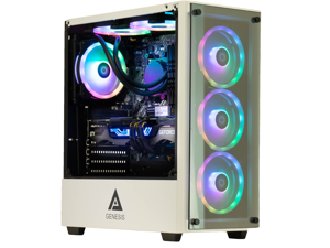 Cobratype Anaconda Gaming Desktop PC - Intel i9-10900F, RTX 3060, 32GB DDR4, 1TB NVMe - Free AIO Liquid Cooler While Supplies Last