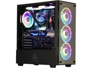 Cobratype Poison Gaming Desktop PC - Intel Core i9 11900F, NVIDIA RTX 3070 Ti, 32GB DDR4, 2TB NVMe, Windows 10, Free AIO Liquid Cooler While Supplies Last