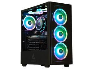 Cobratype Krait Gaming Desktop PC - Intel Core i5 10400F, GTX 1650, 16GB DDR4, 500GB SSD, Windows 10 Pro, Keyboard and Mouse