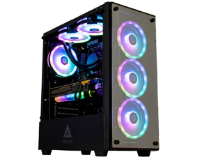 Cobratype Canebrake Gaming Desktop PC - Ryzen 5600X, RTX 3080 Ti, 32GB DDR4, 2TB NVMe - Free AIO Liquid Cooler While Supplies Last