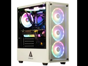 Cobratype Titanoboa Gaming Desktop PC - Ryzen 5600X, RTX 3060 Ti, 16GB DDR4, 1TB NVMe - Free AIO Liquid Cooler While Supplies Last