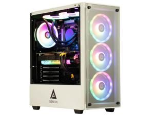 Cobratype Taipan Gaming Desktop PC - Intel i7-10700F, RTX 3080 Ti, 16GB DDR4, 1TB NVMe, AIO Liquid Cooler, Windows 11 Pro