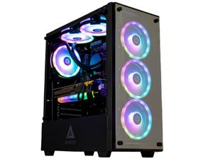 Cobratype Cascabel Gaming Desktop PC - Ryzen 5800X, RTX 3080 Ti, 32GB DDR4, 2TB NVMe, AIO Liquid Cooler, WIndows 11 Pro