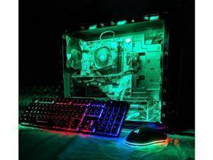 2019 LATEST Gaming Desktop PC - LIQUID COOLING, GeForce GTX 1660 Ti, Core  i5 9600k 4 60Ghz, 16GB ram, SSD, Windows 10 - Newegg com