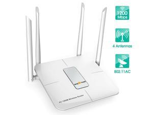 AC wireless router - Newegg com