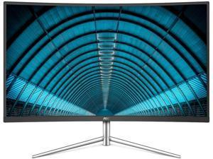 "AOC C32V1Q 31.5"" FullHD 1920 x 1080 LED VA Flicker Free Curved Monitor"