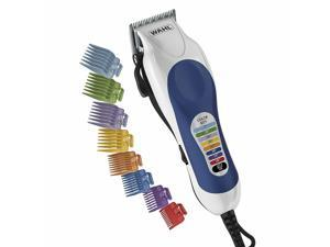Wahl Color Pro Clippers Haircut Kit Barber 20 Pieces Hair Cut Clipper