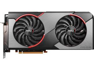 MSI Radeon RX 5700 XT DirectX 12 RX 5700 XT GAMING X 8GB 256-Bit GDDR6 PCI Express 4.0 HDCP Ready CrossFireX Support Video Card