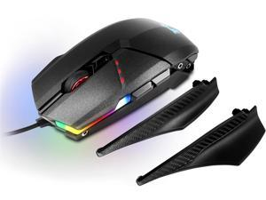 MSI Clutch GM60 Gaming USB RGB Adjustable DPI Programmable Gaming Grade Optical Mouse