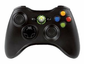 Official Microsoft Xbox 360 Wireless Controller (BLACK)