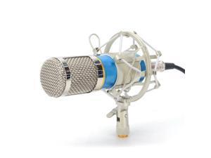 Profession BM800 Condenser Microphone Kit Broadcasting Studio Recording Professional Mic