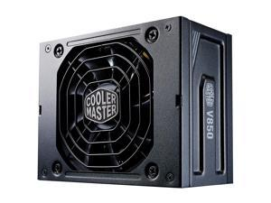 Cooler Master V850 SFX Gold Full Modular, 850W, 80+ Gold Efficiency, ATX Bracket Included, Quiet FDB Fan, Semi-fanless Operation, SFX Form Factor,MPY-8501-SFHAGV-US