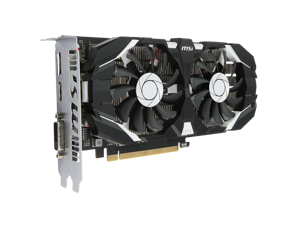 MSI GeForce GTX 1050 Ti DirectX 12 GTX 1050 Ti BiaoFeng 4GV1 128-Bit GDDR5 PCI Express 3.0 x16 HDCP Ready ATX Video Card