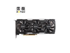 ZOTAC GAMING GeForce RTX 2060 8GD6X GAMING 8GB GDDR6 256-Bi Gaming Graphics Card,RTX 2060 GAMING Video Card,RTX2060-8GD6X-GAMING