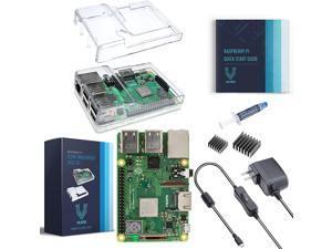 Vilros Raspberry Pi 3 Model B+ (Plus) Basic Starter Kit 2018