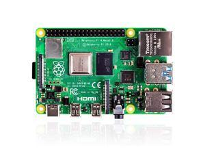 Raspberry Pi 4 Model B Quad Core 64 Bit WiFi Bluetooth (8GB)