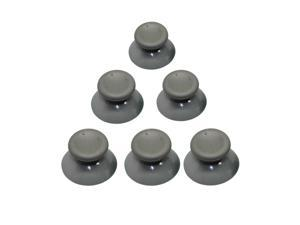 OSTENT 6 x Analog Stick Thumb Cap Replacement for Microsoft Xbox 360 Controller