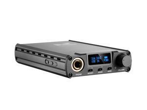 "XDUOO XD-05 Plus Portable ""Desktop"" Headphone Amplifier 32bit/384kHZ DSD256 DAC Headphone Amplifier"