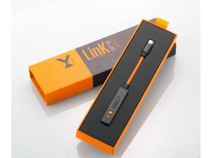 XDUOO Link ESS9118EC DAC Headphone amplifier Type C Cable support 32Bit/384khz DSD256