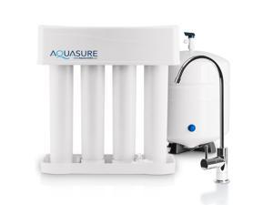 Max Water MWF 10 Stage Reverse Osmosis 6 Filter Replacement Set 5 in1 Alkaline /& 100 GPD