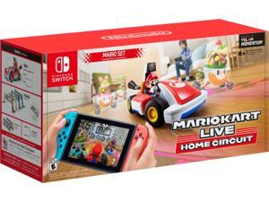 Mario Kart Live: Home Circuit - Mario Set (Console Not Included) [Nintendo Switch]