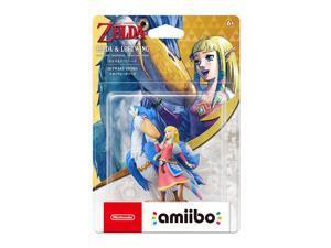 Nintendo - Zelda & Loftwing Amiibo Figure (The Legend of Zelda: Skyward Sword HD)