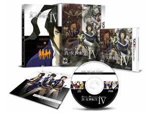Shin Megami Tensei IV Limited Collector's Edition Box Set [Nintendo 3DS]
