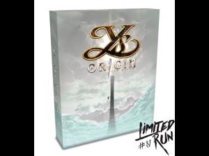 Ys Origin Collector's Edition [PlayStation Vita]