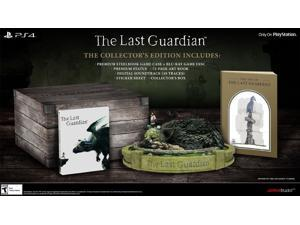 The Last Guardian: Limited Collector's Edition [PlayStation 4]