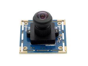 Web Camera 8 megapixel Micro Digital Sony IMX179 USB 8MP hd Webcam High Speed USB 2.0 CCTV USB Camera Board with 180degree Lens(8MP 180 Degree eyefish Lens)