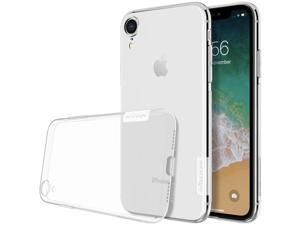 """Top Original Brand Designer Ultrathin Soft TPU Silicone Crystal Clear Cover Phone Case for Apple iPhone XR 6.1"""" High Quality Flexible Grip Shell Simple Nature Slim Fit"""