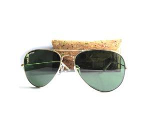 21685110fdfdc Top Premium Brand Name Designer Sunglasses Polarized UV400 Driving Retro  Vintage Pilot 3025 Large Metal Men