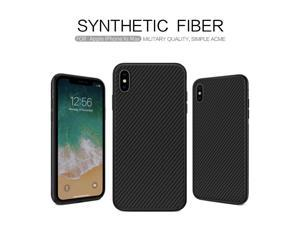 """Top Original Brand Designer Luxury Carbon Synthetic Fiber Back Cover Phone Case for Apple iPhone XS Max 6.5"""" High Quality Ultrathin Air Armor Shell Slim Shield Retro Vintage Business Style"""