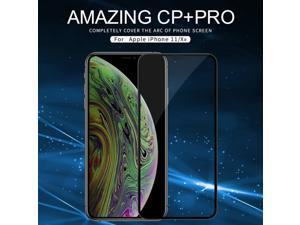 Top Original Brand Designer Full Screen Coverage 3D AGC Tempered Glass Screen Protector for Apple iPhone 11 / XR 6.1inch High Quality Ultrathin HD Clear Film Guard Anti Knock Anti Glare