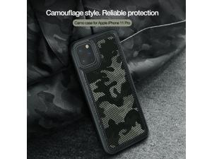 Top Original Brand Designer Retro Sports Hybrid Military Camouflage Clothing Phone Case for Apple iPhone 11 Pro 5.8inch Air Armor Shell Back Cover Shield Fashion Grip High Quality Novatly Bumper