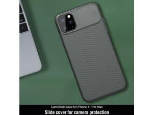 Top Original Brand Designer Ultrathin Sports Frosted Hard Phone Case for Apple iPhone 11 Pro Max 6.5inch Air Armor Shell Shield with Slide Back Cover for Camera High Quality Slim Matte Shockproof Grip