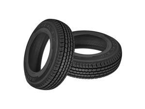 (2) New Ironman Radial A/P 235/65/17 104T Performance All-Season Tire