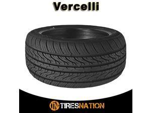 (1) New Vercelli Strada II 245/45/20 103W All-Season High Performance Tire