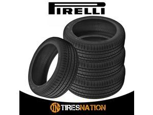 (4) New Pirelli Scorpion Verde All Season 255/50R19 107H Touring Tires