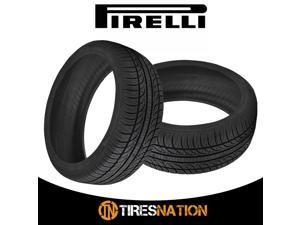 2 Pirelli PZERO Nero All Season P235 50ZR18 97W P-ZERO High Performance A/S Tire