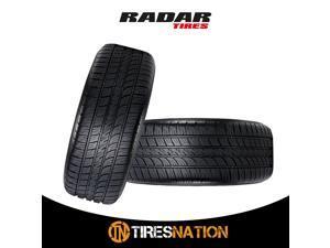 (2) New Radar Dimax AS-8 215/50R17 95W Premium All-Season Sport Tire