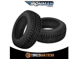 (1) New Ironman All Country A/T LT275/70R18 Tires