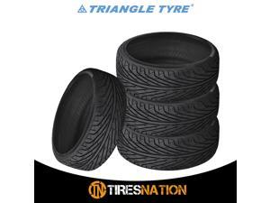 (4) New Triangle TR968 245/35R20 95V 360 AAA Tire