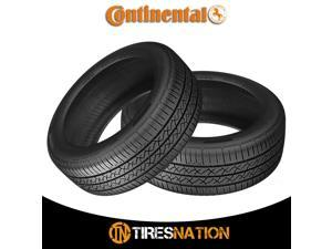 2 NEW P255//65-17 CONTINENTAL CROSS CONTACT LX 65R R17 TIRES