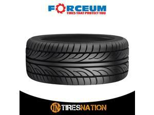 (1) New Forceum HENA 185/60R15 84H All Season Performance Tires