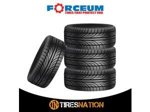 (4) New Forceum HENA 225/50R16 96W All Season Performance Tires